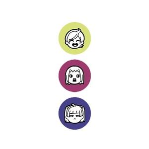 缶バッジ⑤_3BON