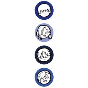 缶バッジ②〜OSIRIS