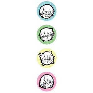 缶バッジ③〜FairyApril
