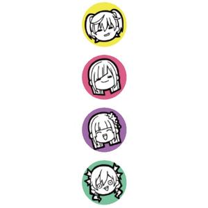 缶バッジ④〜Cure2tron