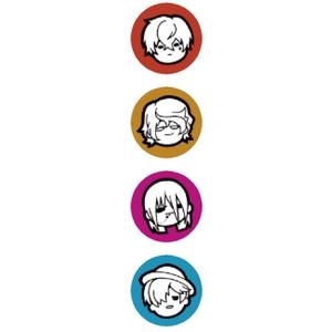 缶バッジ⑤〜DesTIRARE