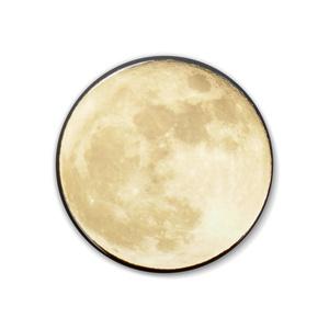 満月の缶バッヂ