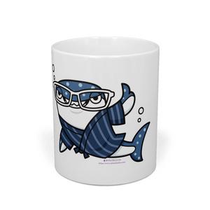 甚平ザメ マグカップ