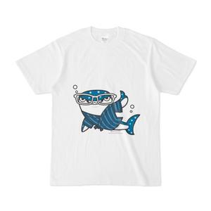 甚平ザメのTシャツ