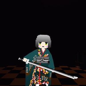 ボクセル刀