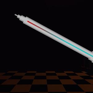 ボクセル製でっかい剣