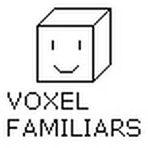 たましこボクセル15体パック(.vox)