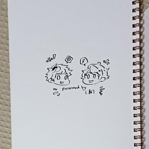 【A3!】スケッチブック【綴至】