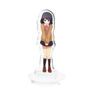 美香ちゃんのおもらし(アクリルフィギュア - 50x50mm)