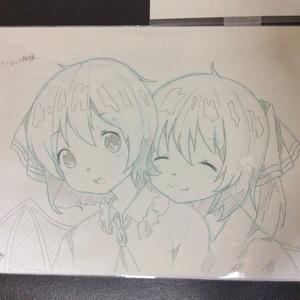 【原画】レミリア&フラン