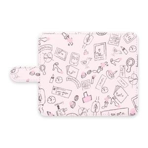 社会に溶け込みたい女オタク-pink