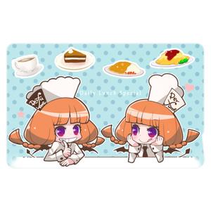 カヲル&アシタ(Daily Lunch Special)ICカードステッカー