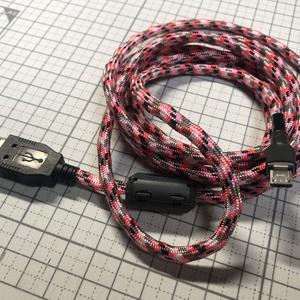 HID-Labsパラコードマウスケーブル(microUSB)
