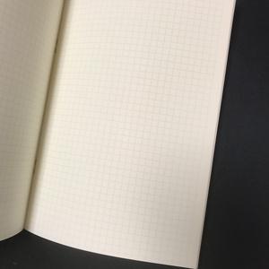 直筆カラーイラストノート