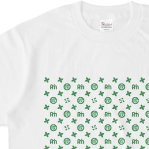 曖丁 ハーフブリック (緑×白)