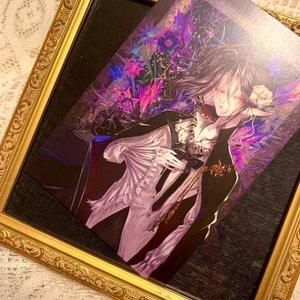 Vampire Lily-ポストカード