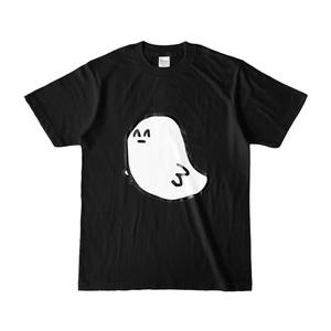 フジノトリTシャツ 男の子(黒)