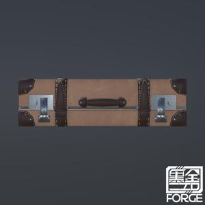 【VRChat向け】スーツケース