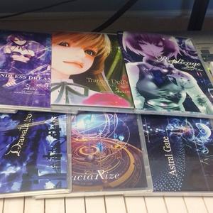 SHIKI CD 10枚セット