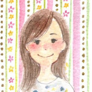 似顔絵オーダー(ミニ額付き)