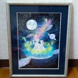 【原画】宇宙の魔法