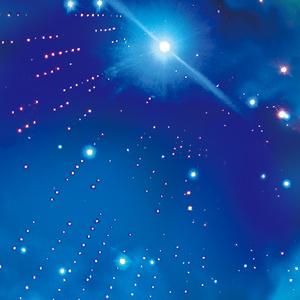 【夜間飛行惑星/詩 写真】夜間飛行惑星軌道