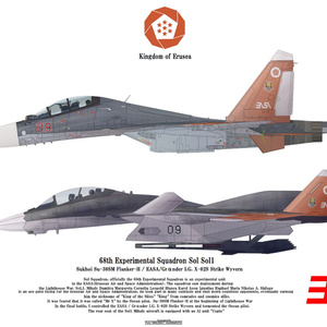 "ACE COMBAT7 Sol1""King"" Su-30SM/X-02S"