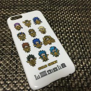 聖闘士星矢 黄金聖闘士 iPhoneケース 5/6/6Plus