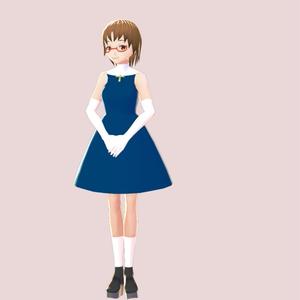 VRoid シスター服