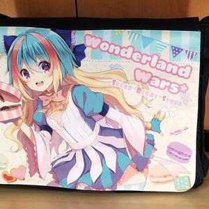 Wonderland Warsリトル・アリスのショルダーバッグ