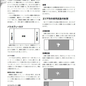 LARP用ルールブック「ダンジョンダイバー1.5版」電子書籍版