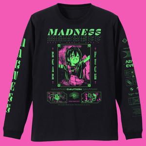 長袖Tシャツ [MADNESS]