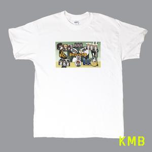 キルミーベイベー 音MAD風デザインTシャツ