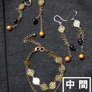 刀剣乱舞/南海太郎朝尊イメージブレス・イヤアクセ