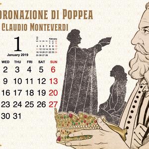 クラシック・オペラ・カレンダー 2019