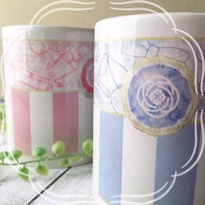加州清光・大和守安定イメージマグカップ