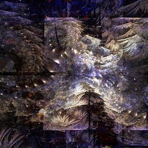 鏡の森 (アートプリント)