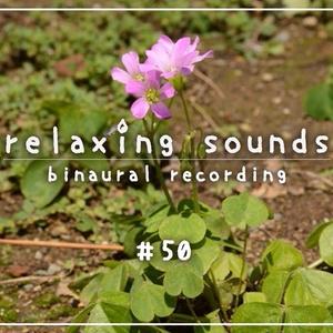 綿棒 & 春の環境音