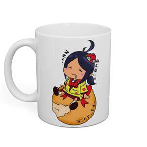 VR沖縄人ユイ デフォルメマグカップ