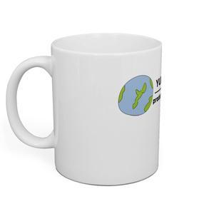 VR沖縄人ユイ CHANNELアート マグカップ