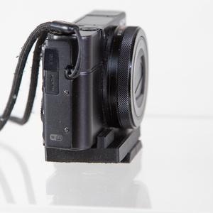 SONY RX100M4用 アルカスイスタイプ クイックリリースプレート