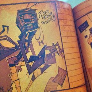 旧画集(art book)