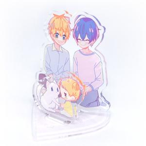 『ジュリエットのバカ』ファミリーアクリルフィギュア RENEWAL ver.