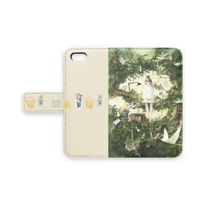 森のアトリエ-iPhoneケース-