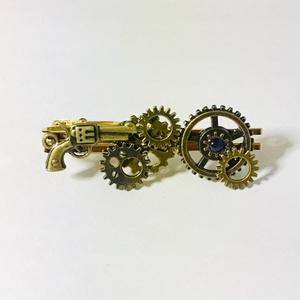 トーリスイメージ 歯車のネクタイピン