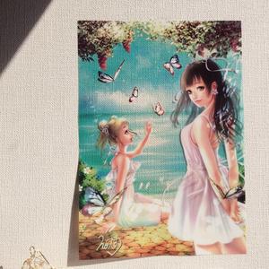 Sunshine クリアポスター