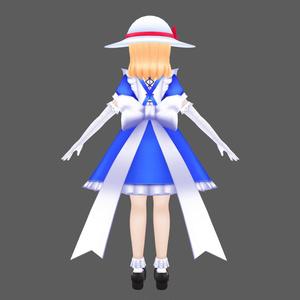 3Dモデル「カナ・アナベラル 」byミストラル 「VRC可」(8月31日まで値引き)