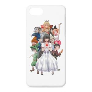 白雪姫のアップルーレットiphoneケース / Snow white applelet iphone case