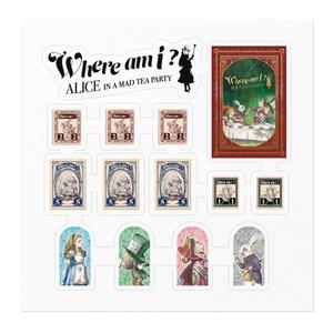 Where am I ? シール / Where am I? Sticker