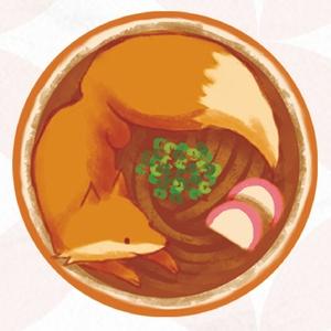 【全4種】食べ物×アニマル缶バッジ